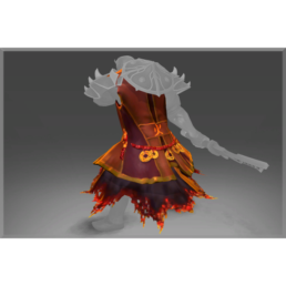Infused Tunic of the Wandering Flame